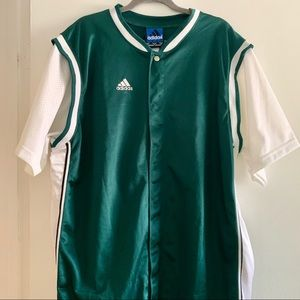 Adidas True To The Sport Baseball Jersey